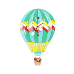 OROLOGIO HOT AIR BALLOON