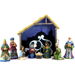 PINT NATIVITY SET